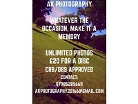 Looking for photo shoot subjects
