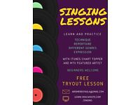 Learn to Sing! With MTV Featured Artist · iTunes Chart Topper · Certified Teacher