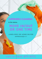 SPRING CLEANING FOR HIRE!!!!!!