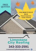 Fall roof tune up