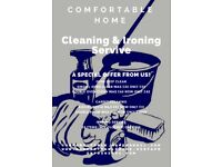 Cleaning & Ironing Service