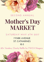 Second Annual Mother's Day Market