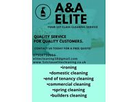 A&A ELITE cleaning service