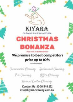 Kiyara Commercial Cleaners