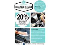 CP MOBILE CAR VALETING EDINBURGH (07889796501)