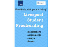 Proofreading for International Students