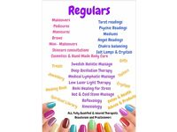Psychic Health and Beauty Fair 16th April - Readings, Tarot, Makeovers, Massage, Cafe