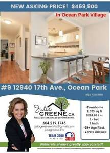 #9 - 12940 17 Ave - Townhome in Ocean Park, BC
