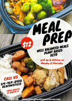 Meal Prep Services in the West Island