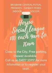 Sunday Hospitality Social League West End Brisbane South West Preview
