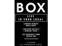 BOX LIVE