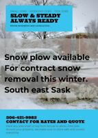 Estevan handyman snow removal house renovations
