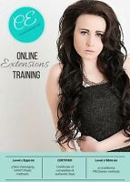 ⭐️ LEARN HAIR EXTENSIONS ⭐️ CERTIFIED