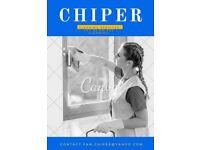 CHIPER ltd Cleaning Services for Businesses and Households/ Quality and Excellence