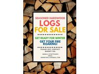 Seasoned Logs for sale in Maidstone, and surrounding areas