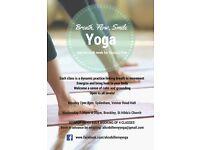 Yoga Classes - Sydenham and Brockley