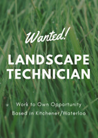 Landscape Technician (Work to Own)