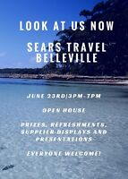 Sears Travel Open House
