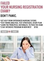 Re-Writing the Nurse  Registration Exam?