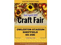 Craft fair & fun day. Stalls still available
