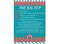 The Big Top Kirkcudbright Holiday bible club