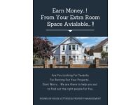 LandLords Interested to Rent House Space For Earning Additional Income