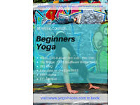 Yoga for Beginners - 10 Week Vinyasa Flow Yoga Beginners Course in London Bridge
