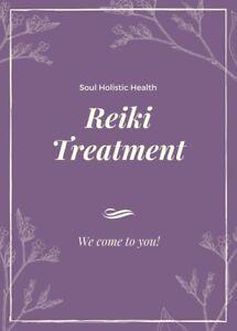 Mobile Reiki Treatment