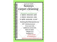 Carpet cleaning , frienly reliable , never beaten on price , i cover ALL of sussex give me a call !