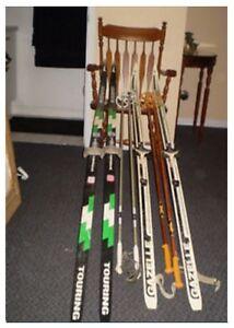 Skis pour elle et lui