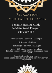 Penguin Healing Clinic Penguin Central Coast Preview