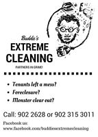Buddie's Extreme Cleaning