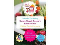 Candy Floss & Popcorn Machine Hire in Leeds