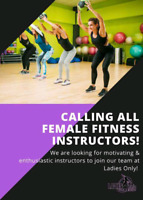 Group Fitness Instructors