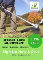 Seasonal Lawn Care & Property Maintenance