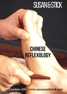 Health & Healing from the 'ground up' with Chinese Reflexology