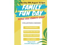 Charity Family Fun day for Sickle Cell