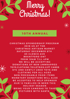 Christmas Sponsorship Program 2018
