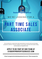 Part Time Sales Associate