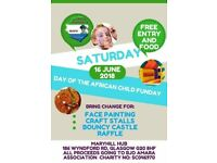 Day of the African Child Funday