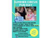 Circus Fun Workshop