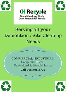 Demolition Services ** Professional & Reliable **