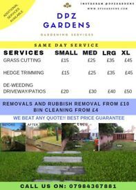 Grass cut Turf & Artificial Grass services landscaper removals & clearance gardeners London Dartford