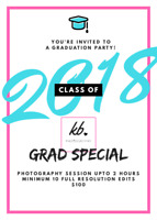 Grad Special Photography Session