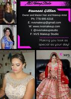 Certified Bridal Hair and Makeup