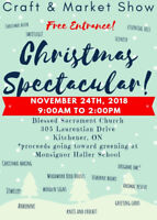 Christmas Market and Craft Show!