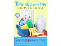 ***HOUSE CLEANING*** Need someone reliable and efficient to clean your home?