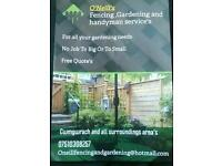 Oneills fencing and gardening services