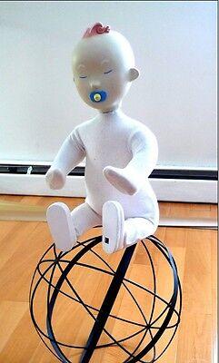 Baby Doll Mannequin - Contemporary Modern Art