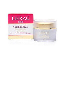 Lierac Coherence Extreme Yeux Age Defense Firming Eye Cream .5 NIB Sealed - Age Defense Firming Eye Cream